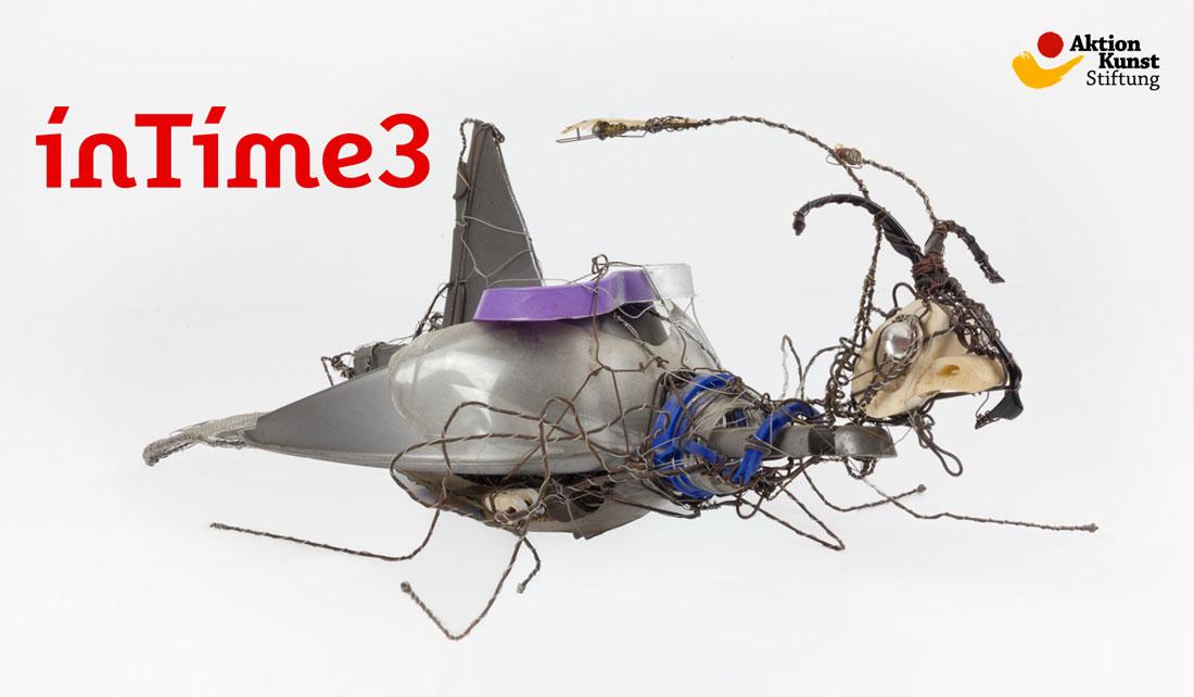 in Time 3, Ausstellung zum Aktion-Kunst-Preis 2021